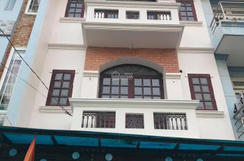 Cho thuê nhà 1 trục đường Phạm Văn Bạch, P. 15, Tân Bình