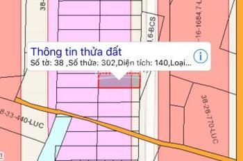 140m2 khu TĐC Đại Phước, giá chỉ 3,05 tỷ khu vực dân cư hiện hữu đầy đủ tiện ích quá hời 0935376456
