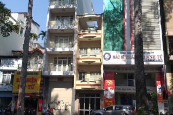 Bán gấp nhà mặt tiền đường Trần Hưng Đạo, Quận 1, DT: 4,2x18m, 5 tầng, giá 33 tỷ