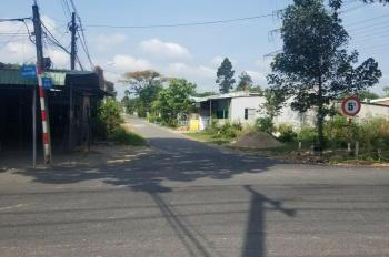Đất xã Phạm Văn Cội, đường nhựa 6m, đường đất 8m phía sau, 255m2 SHR