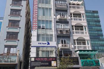 Nhà mặt tiền đường Lê Lai, P. Bến Thành, Quận 1, DT 4x15m - 5 tầng, giá 34,5 tỷ, HĐ thuê 80 tr/th