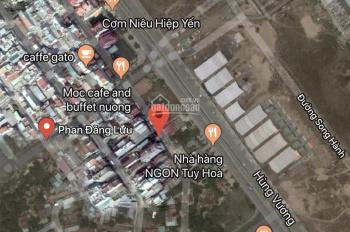 Bán đất tặng nhà cấp 4 tại MT nội bộ đường Số 7, P. 9, Tuy Hòa. Giá 31tr/m2, đối diện Apec, Vincom