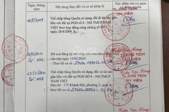 Bán nhà nát, 1 trệt, 1 lầu, hẻm 1247 Huỳnh Tấn Phát, 4,22x32m, nở hậu 8m7, giá 7 tỷ (TL) 0916887727