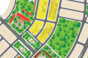 Cần bán rẻ lô đất đối diện trường THPT Thủ Thừa, 127,5m2, có sổ riêng
