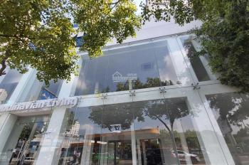 Cho thuê nhà mặt tiền Nguyễn Văn Trỗi, Phú Nhuận. DT 18x19m 1T 1L đúc, 505m2 sàn giá chỉ 200tr/th