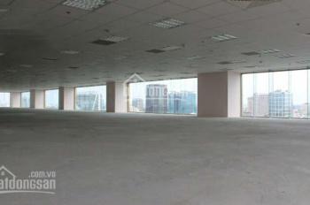 Cho thuê văn phòng, mặt bằng tại CC Ban Cơ Yếu Chính Phủ 500 - 1000m2, giá 250 nghìn/m2/th
