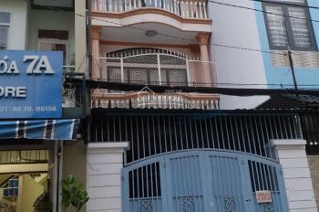 Nhà mặt tiền Đồng Nai 4x25m, 2L full máy lạnh