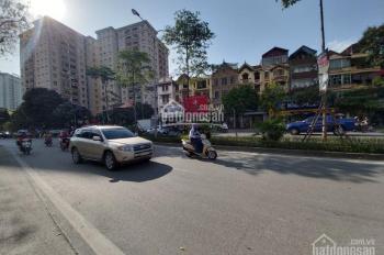 Bán nhà 158m2 x 6T, MT 7.5m giá 27.8 tỷ, mặt phố Nguyễn Hữu Thọ, KD Đỉnh, Hoàng Mai: 0966708268