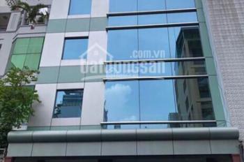 Cho thuê tòa nhà mặt tiền đường Lê Hồng Phong, quận 10, DT: 9x18m 5 lầu: Ngân hàng, showroom, TMV