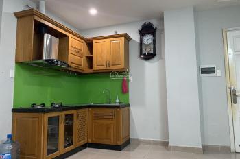 Chủ kẹt tiền bán gấp căn hộ chung cư Hiệp Thành 3, DT 50m2 gồm 2 phòng ngủ, nội thất cơ bản
