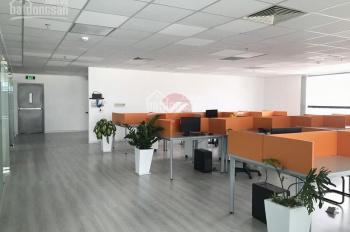 Văn phòng cho thuê giá tốt quận 1, mặt tiền Yersin DT 290m2, VP mới giá tốt chỉ 534.500đ/m2/tháng