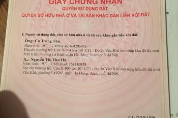 Bán mảnh đất lô góc Nguyễn Cơ Thạch, Mỹ Đình, Liên Cơ, Nam từ Liêm, 160m2, giá 23,5 tỷ