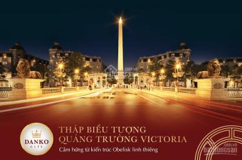 Ra hàng quỹ căn hot nhất dự án Danko City, P. Chùa Hang, TP Thái Nguyên, 0986186103