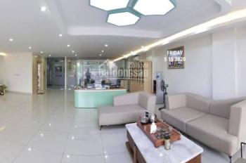 Cho thuê văn phòng tầng 1 tòa nhà tuyến 2 Lê Hồng Phong