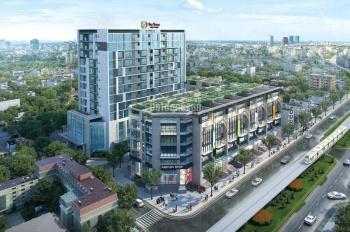 Bán nhà mặt phố Nguyễn Văn Cừ, Long Biên, 360m2 x 3T giá 67 tỷ GPXD 10 tầng đẹp long lanh