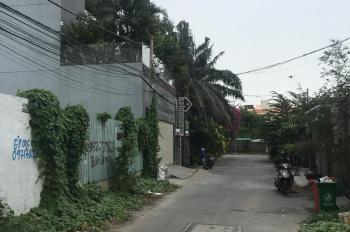 Bán lô đất biệt thự ngay trung tâm Phường Thảo Điền, Q2 DT 229,5m2 SHR giá 105tr/m2 0909076786