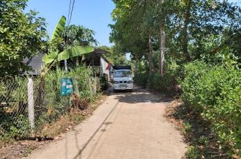 Vườn trái cây 2538m2 Sông Nhạn, 300m2 thổ cư, 2MT có 95m đường nhà nước vuông vắn, dân cư hiện hữu