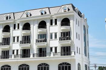 Bán căn shophouse 2 mặt tiền sổ đỏ, xây 5 tầng 1 tum, bàn giao trong tháng 5