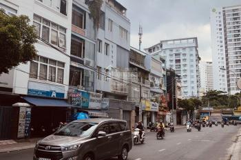Bán nhà mặt tiền ngay Hồ Văn Huê, Q Phú Nhuận. DT 5,2 x11m 5 tầng, giá rẻ hơn nhà hẻm: 11 tỷ bán