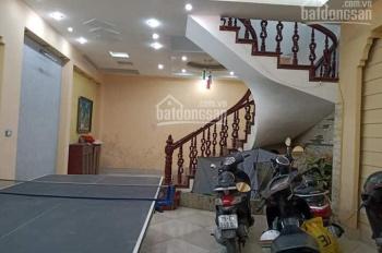 Chính chủ cho thuê nhà phân lô Phạm Tuấn Tài ô tô đỗ cửa 45m2 x 5 tầng, giá 15tr/th. LH 0847772323