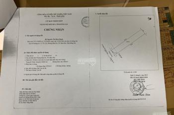 Bán đất ngay trung tâm Biên Hòa, giá 2 tỷ, 0938098710