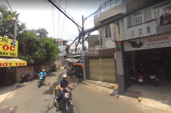 Cần bán nhà mặt tiền 12m đường Nguyễn Thượng Hiền P5 Q. Bình Thạnh DT 33.9m2