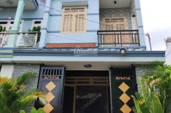 Nhà trệt lầu 5 x 18m / đường Phan Văn Hớn gần chợ Đại Hải Hóc Môn
