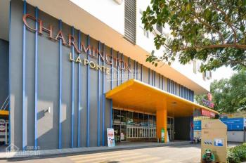 Cần cho thuê căn 2 PN full, Charmington Cao Thắng, Q10, 71m2, giá chỉ 16 triệu/tháng, view đẹp