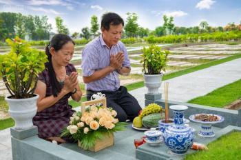 Sala Garden - Khu mộ đơn, đôi, gia tộc. LH: 0778000678