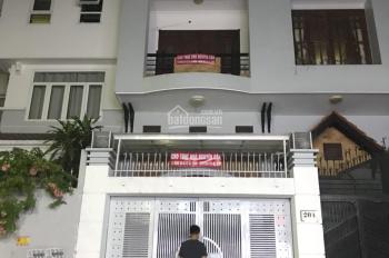Cho thuê nhà nguyên căn khu Phan Xích Long P.2 Q.PN, DT: 4x16m, KC: trệt 3 lầu mới. 0708.767.768