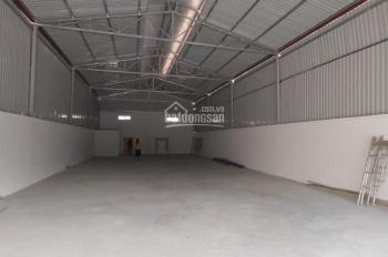 Cho thuê kho xưởng đường NJ15 gần Bưu điện Bến Cát, tỉnh Bình Dương, diện tích: 300m2 (10*30m)