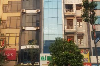 Bán nhà vip mặt phố Trần Thái Tông, DT 70m2, MT 6.5m, kinh doanh đỉnh. Giá 31,9 tỷ, 0832.108.756