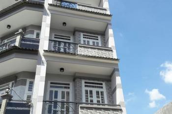 Bán gấp nhà 2 mặt tiền ngay KCN Tân Bình 2,03 tỷ, 3 lầu, sổ hồng riêng, chính chủ: 0906976129