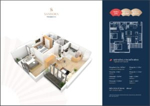 Cho thuê căn hộ 24 dự án Samsora 105 Chu Văn An, Hà Đông. LH: 0889712311