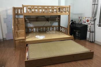 Cho thuê nhà 6T, 4 phòng, ngõ 39 Bùi Huy Bích, Hoàng Mai, 35m2/1P
