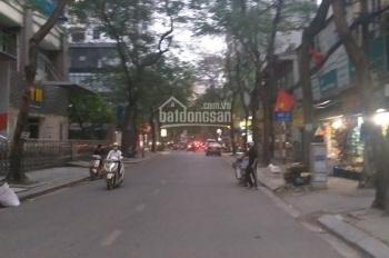 Bán gấp tòa nhà CH tại ngõ 34 Hoàng Cầu, Nguyễn Phúc Lai, Ô Chợ Dừa, Đống Đa. DT 75 m2 giá 24,5 tỷ