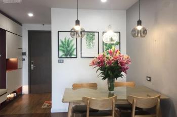 Cho thuê căn hộ tại CT15 Green Park KĐT Việt Hưng, DT 80m2 full nội thất gía 8tr5/th LH: 0966895499
