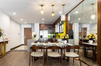 Bán căn hộ 66m2 tại KĐT Đặng Xá, Gia Lâm, Hà Nội 2 ngủ, 2 VS đầy đủ nội thất, giá 900tr