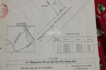 Cần bán đất có nhà cấp 4 cũ hẻm rộng 5m đường Lưu Chí Hiếu, P10, Tp Vũng Tàu