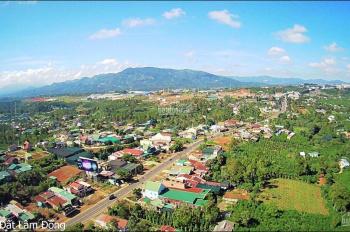 Bán nhanh lô đất mặt tiền Quốc Lộ 20, Lộc Nga, Tp Bảo Lộc