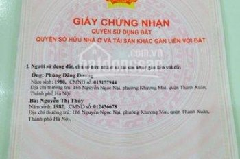 Chính chủ bán nhà 4 tầng giá 3.050 tỷ SN 5 Ngõ Hòa Bình 7/59 Minh Khai, P.Minh Khai, Hai Bà Trưng
