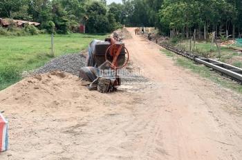 Bán 1518m2 đất MT đường 522 tại xã Nhuận Đức, Củ Chi, cách Nguyễn Thị Rành 500m, đất đẹp