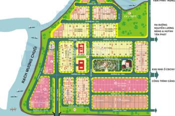 Chuyên nhận ký gửi mua bán nhanh đất nền KDC Vạn Hưng Phú dãy B DT 154m2, 24tr/m2. LH 0934179811