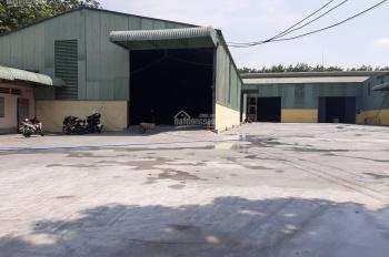 Cho thuê khu nhà xưởng 6000m2 (đất 10.000m2), 44.522đ/m2 tại Chánh Phú Hòa Bến Cát. 0946002879