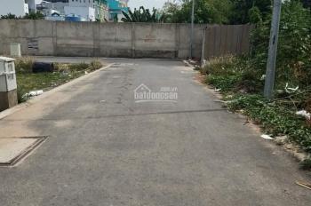 Đất thổ cư hẻm 730/ Hương Lộ 2, Bình Tân, 10x10m, giá 3.5 tỷ tl