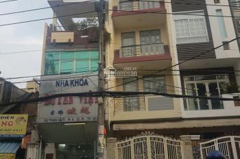 Bán nhà mặt tiền Nguyễn Chí Thanh, quận 10, đoạn gần ngã 6 Nguyễn Tri Phương, giá chỉ 12.8 tỷ