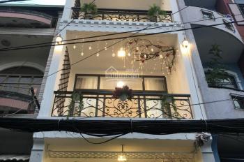 Bán khách sạn mặt tiền đường Bắc Hải, P.6, Q. Tân Bình dt 3.5x24m, giá 13 tỷ
