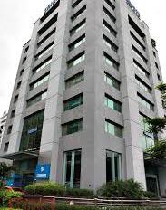 Bán tòa nhà văn phòng mặt phố Nguyễn Ngọc Vũ 171m2, MT 9m. Đang cho thuê 230tr/th