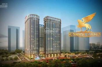 Chung cư Sunshine Garden quỹ căn hộ cho thuê độc quyền cam kết giá rẻ nhất - Mr Cường 0976044111