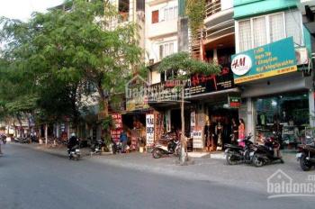 Nhà mặt phố Vũ Tông Phan, Khương đình, DT 106m2x9 tầng, 2 mặt thoáng, có thang máy, vị trí đắc địa